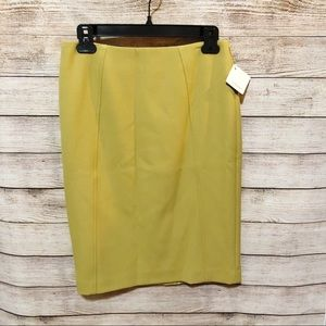NWT! Halogen size 2 Pencil Skirt